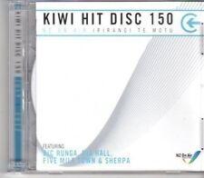 (DH130) Kiwi Hit Disc 150, 28 tracks various artists - 2012 double DJ CD
