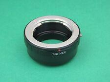 MD-NEX Adapter Ring for Minolta MD Lens to Sony a1, NEX-3, NEX-5, NEX-C3, NEX-5N