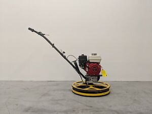 HOC PME-S60 HONDA 24 INCH POWER TROWEL + PRO POWER TROWEL + 3 YEAR WARRANTY