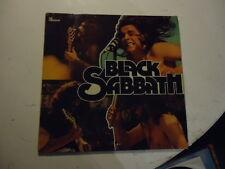 Black Sabbath – Same - Club Edition - 1970 - Vertigo – 92 881- LP
