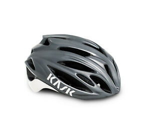 Kask Rapido Road Cycling Helmet - Anthracite