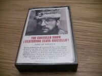 The Costello Show (Featuring Elvis Costello) King Of America Cassette