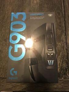 Logitech G903 LIGHTSPEED Wireless Gaming Mouse With Hero Sensor - (910-005670)