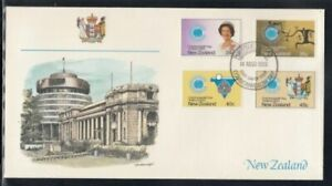 NEW ZEALAND Commonwealth Day FIRST DAY COVER
