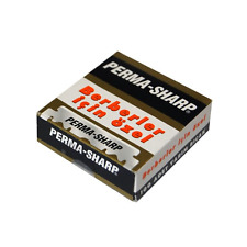 Perma Sharp Professional %7c Single Edge Razor Blades %7c  Pro Straight Edge
