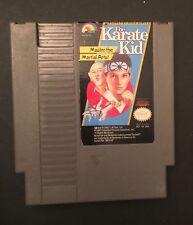 Karate Kid (Nintendo, 1987) NES GAME ! Free shipping !