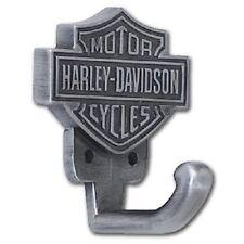 Harley-Davidson Wand Kleiderhaken Bar+Shield | Wandhaken |  *HDL-10100*