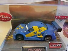 Disney Store Disney Pixar Cars Chase Flash Diecast Vehicle in Collectors Case