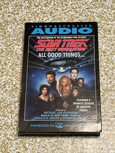 Star Trek: The Next Generation Ser.: All Good Things... by Michael Jan Friedman