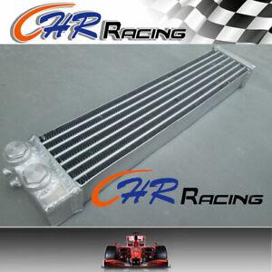 Aluminum Oil Cooler mazda RX2 RX3 RX4 RX7 S1 S2 oilcooler RX-2 RX-3 RX-4
