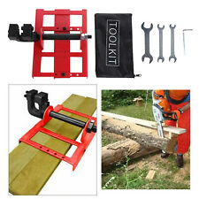 Vertical Chainsaw Mill Wood Timer Lumber Cutting Guide Rail For Woodworking