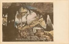 New Market Virginia~Skyland Endless Caverns~1919 Handcolored Postcard