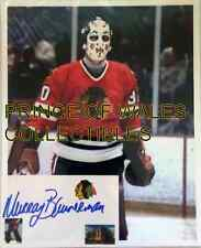 MURRAY BANNERMAN 8X10 PHOTO WITH AUTOGRAPHED INDEX CARD