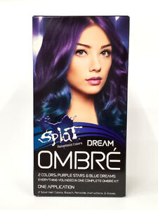 Splat Original Complete Kit With Bleach & Peroxide Ombre Dream
