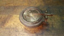 Antique All Rubber Phonograph Reproducer for Restoration Project