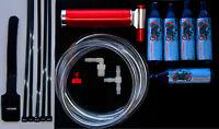 Lifan Bike 49-250cc Nitro Mini Nitrous Oxide Boost Bottle Kit w/5 NOS Bottles