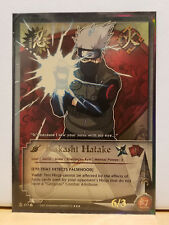 "Naruto Kakashi Hatake ""Eye that Detects Falsehood"" - N-377 - Super Rare NM"