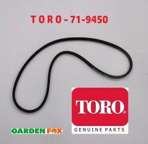 """Genuine Toro 48"""" Rear Bagger 10910 89000-9999  Rear Axle DRIVE BELT  71-9450 712"""
