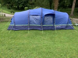 Berghaus Air 6 Inflatable Waterproof Tunnel Tent - Blue