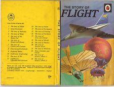 Vintage Ladybird: THE STORY OF FLIGHT - LADYBIRD 'ACHIEVEMENTS' BOOK SERIES 601