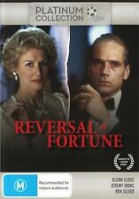 Reversal of Fortune DVD Platinum Collection Region 4