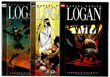 Marvel Knights: Logan #1-3 Complete (2008) Marvel VF+ to VF/NM
