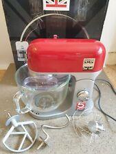 Kenwood kMix KMX754 Stand Mixer - 5 Litre Glass Bowl , 1000 W, Red
