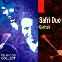 Safri Duo - Goldrush: Works for Percussion [CD]