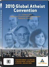 2010 Global Atheist Convention 2DVD R4 Documentary