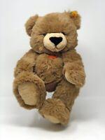 Steiff Teddy Bär MANSCHLI braun, ca. 28 cm, Nr. 013409, kuschelweich, neuwertig