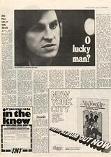 Alan Price O lucky man? MM3 Interview 1973