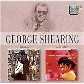 GEORGE SHEARING  LATIN LACE / LATIN AFFAIR CD album