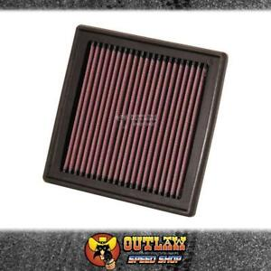 K&N PANEL FILTER FITS NISSAN 350Z (2 REQUIRED) - KN33-2399
