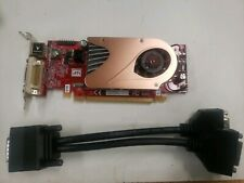 Low Profile VisionTek ATI Radeon HD 4350 512MB Tested Working + Cable