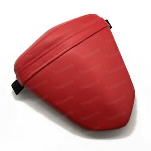 Motorcycle Red Rear Passenger Seat Pillion For Yamaha YZF R6 YZF-R6 2006-2007
