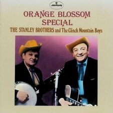 The Stanley Brothers and  Clinch Mountain Boys ORANGE BLOSSOM SPECIAL JAPAN CD