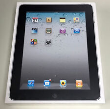 NEW Sealed Apple iPad 1st Generation 64GB Unlocked 3G WiFi MC497LL/A A1337 iOS 4