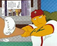 Jose Canseco Signed Autographed The Simpsons 8x10 Photo