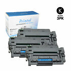 Printel Compatible Toner Cartridge Replacement for HP 51A (Q7551A) Black 3 Pack