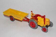 Dinky Custom, Pinder Circus 1950's #301 Marshall Field Tractor with Wagon, #2