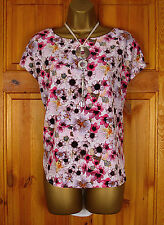 Dorothy Perkins Women's Floral Polyester Scoop Neck Tops & Shirts