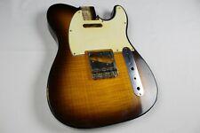 MJT Official Custom Vintage Age Nitro Guitar Body Mark Jenny VTT Maple 3lbs 8oz