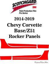 3M Paint Protection Pro Series 2015 2016 2017 2018 2019 Chevy Corvette Base Z51