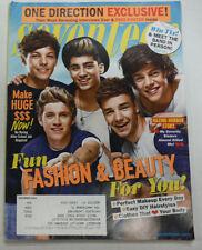 Seventeen Magazine One Direction November 2012 051815R