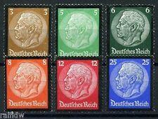 Dt. Reich Hindenburg Trauerrand 1934** (S4486)