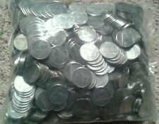 500 BRAND NEW SILVER Quarter 25mm 25 cent size Pachislo Slot Machine Tokens
