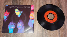 THE CURE CONCERT IN BETWEEN DAYS 45 T POLYDOR FRANCE