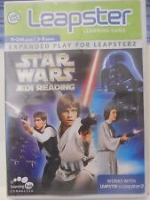 LeapFrog Leapster Learning Game Star Wars Jedi Reading (Leapster, 2009) Sealed