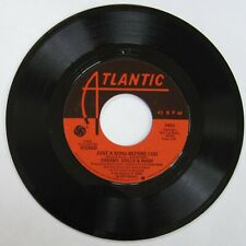 "Crosby, Stills & Nash - 45 - ""Just A Song Before I Go"" / ""Dark Star"" - A-side NM"