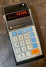 VTG Rare Working Texas Instruments Prototype Calculator TI 150 CB Wilson Estate